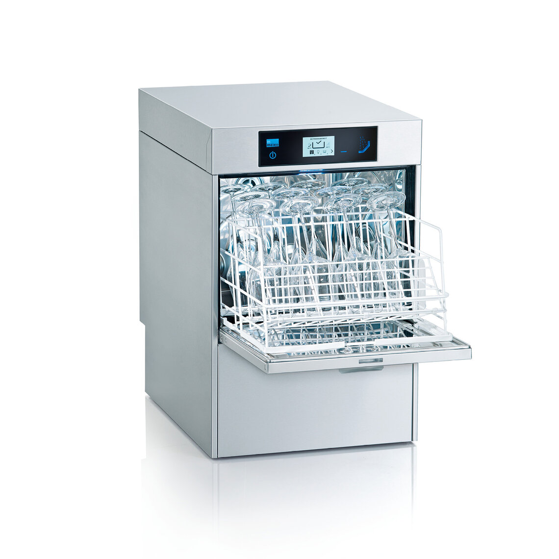 Technical Data of the small commercial dishwasher - MEIKO