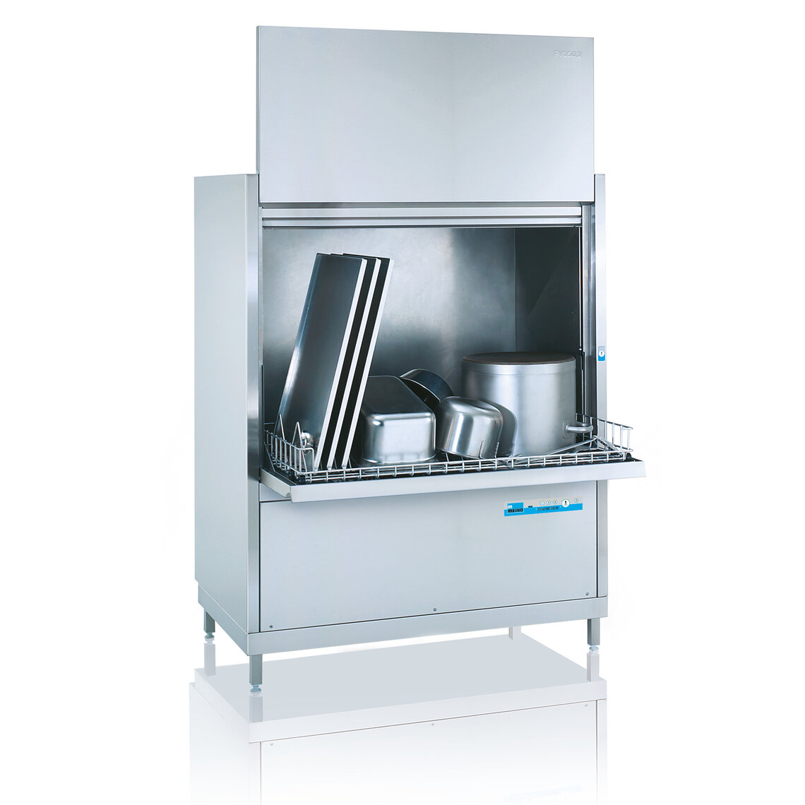 Professional dishwashers from MEIKO - Get clean pots, pans, utensils ...